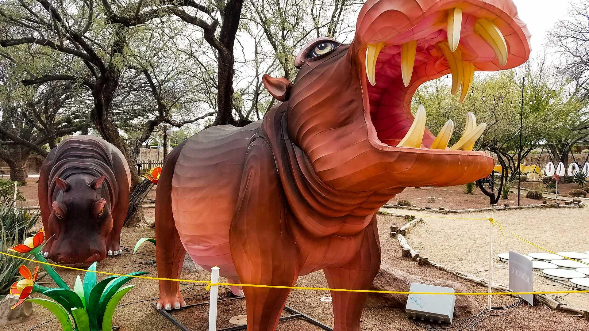 Hippos Lantern Festival