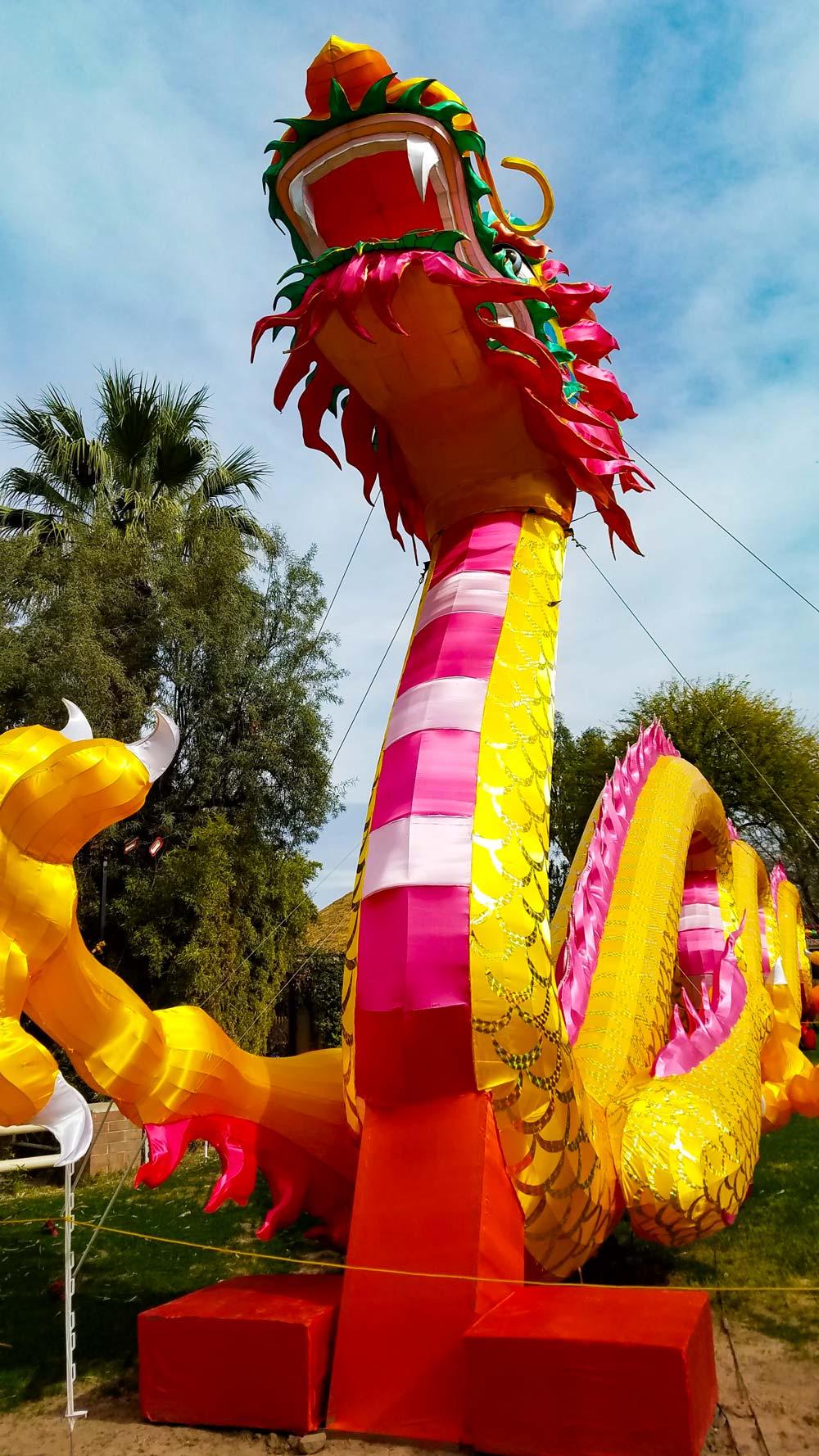 Dragon Lantern Festival