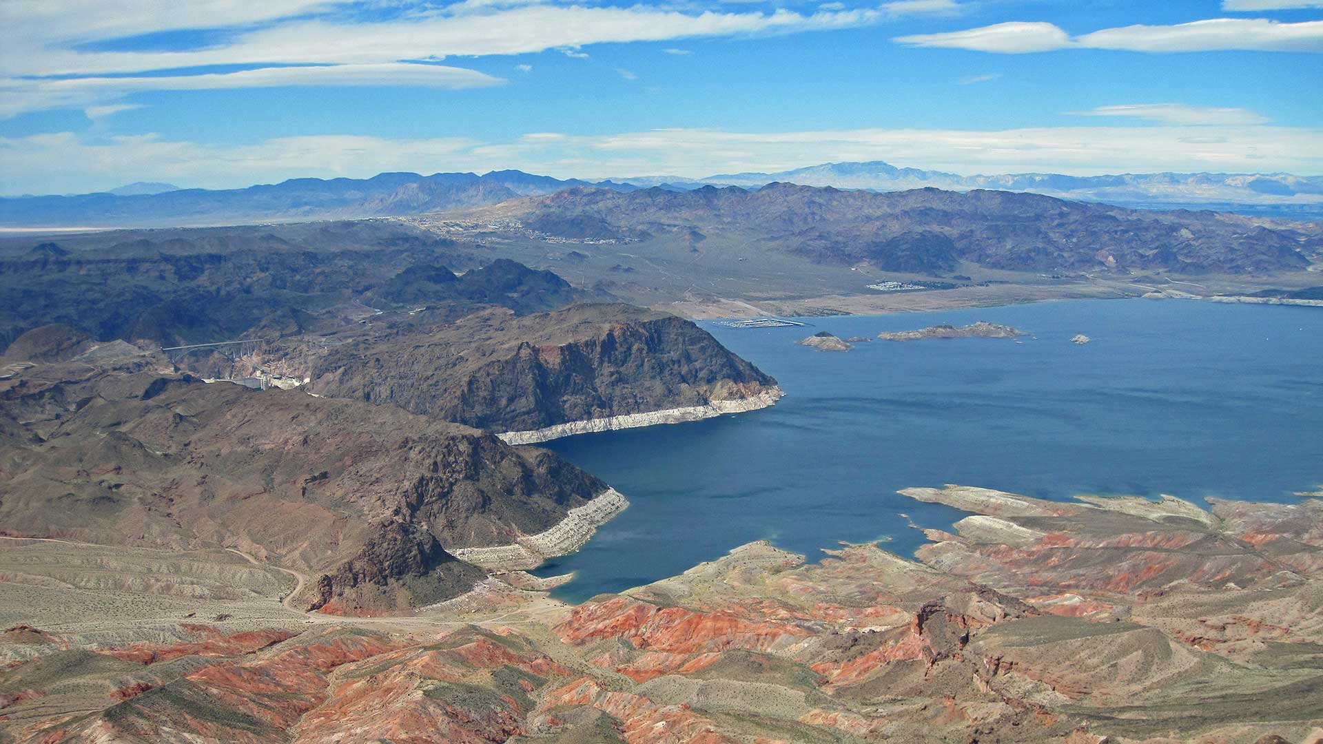Lake mead fortification hill