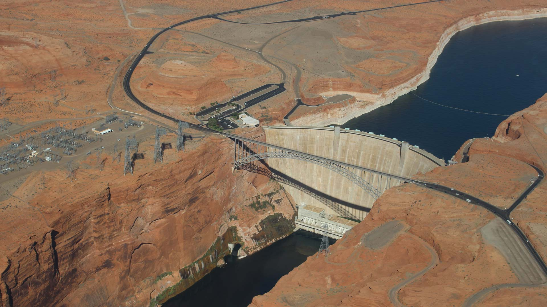 The fate of Lake Powell on the Utah-Arizona state line is one consideration in crafting drought contingency plans for the Colorado River.