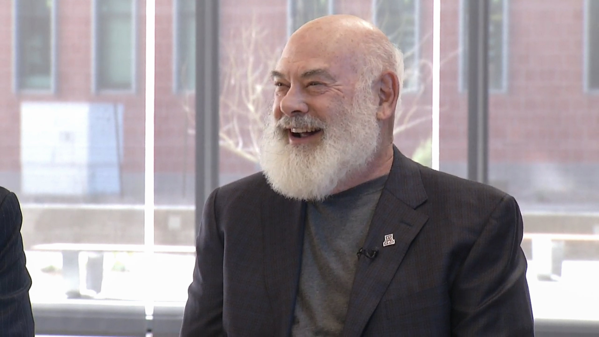 Dr. Andrew Weil press briefing