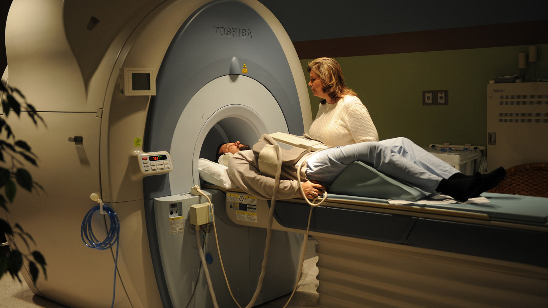 Neuroimaging scanners are providing clues to who might develop Alzheimer's Disease.