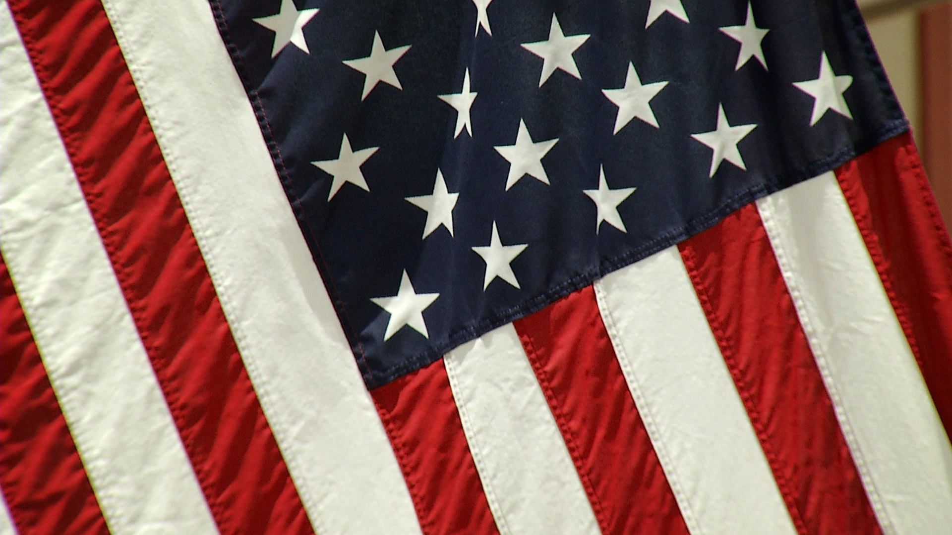 File image of the American flag.