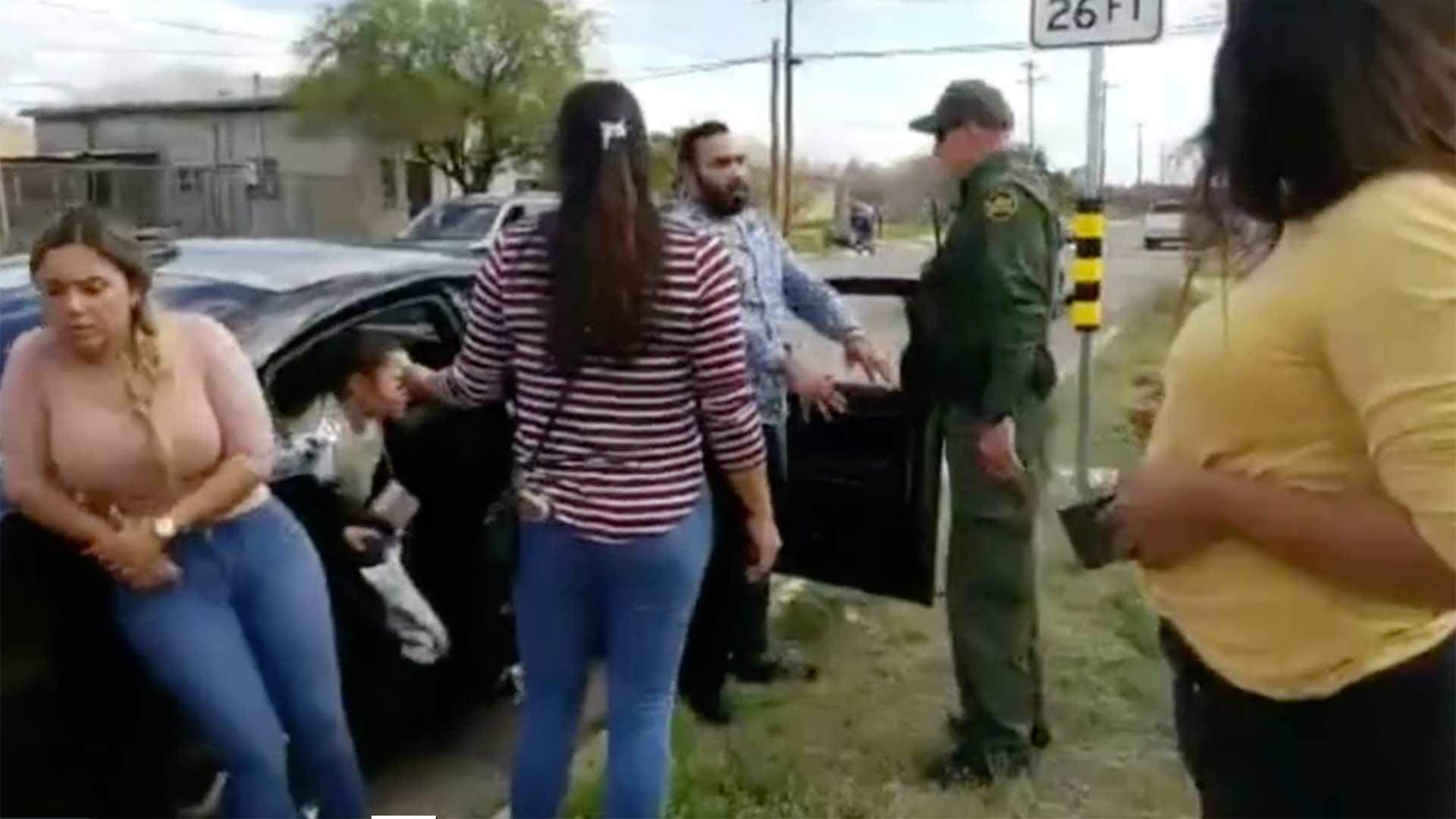 Border Patrol Arrest 1