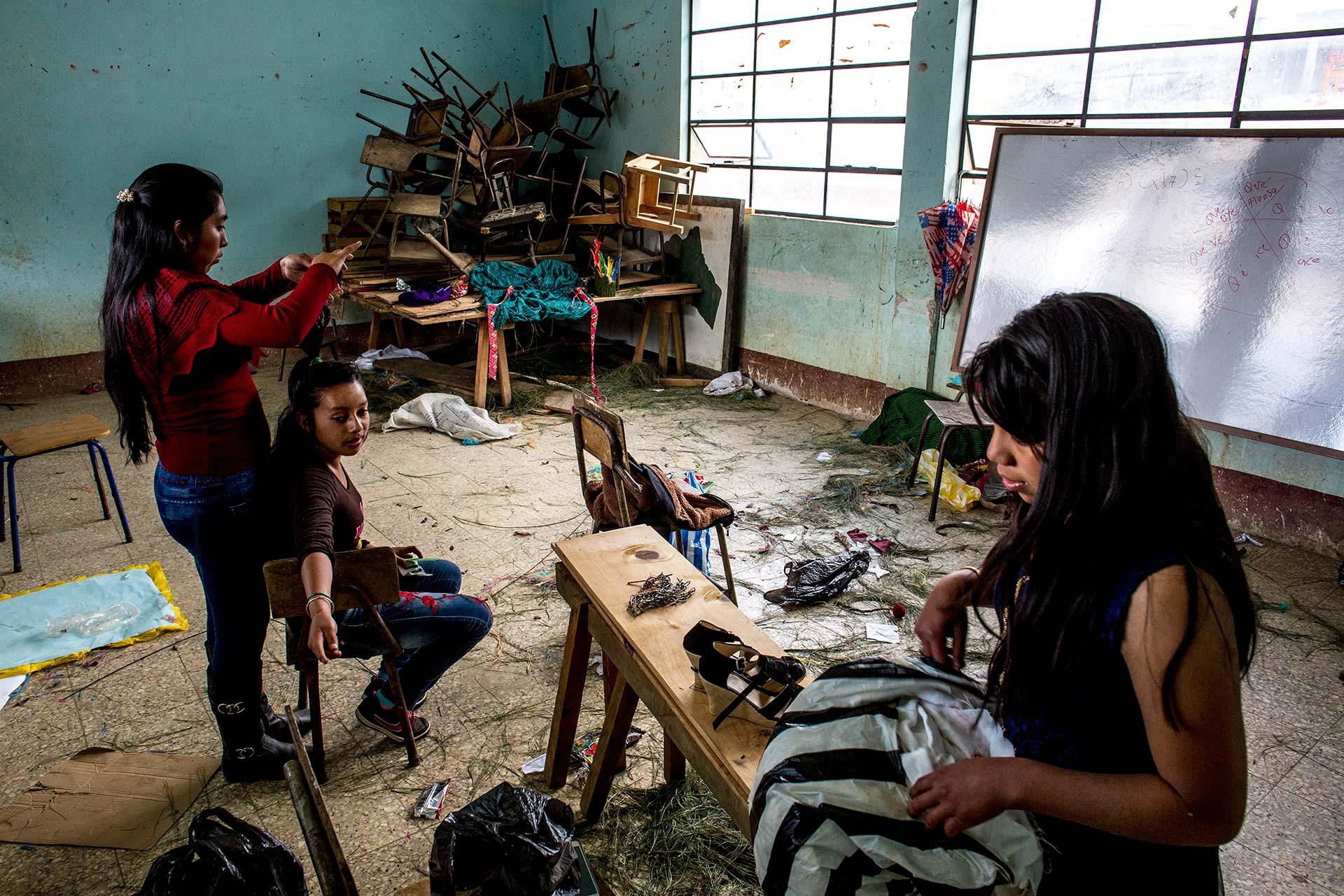 Guatemala Classroom 1