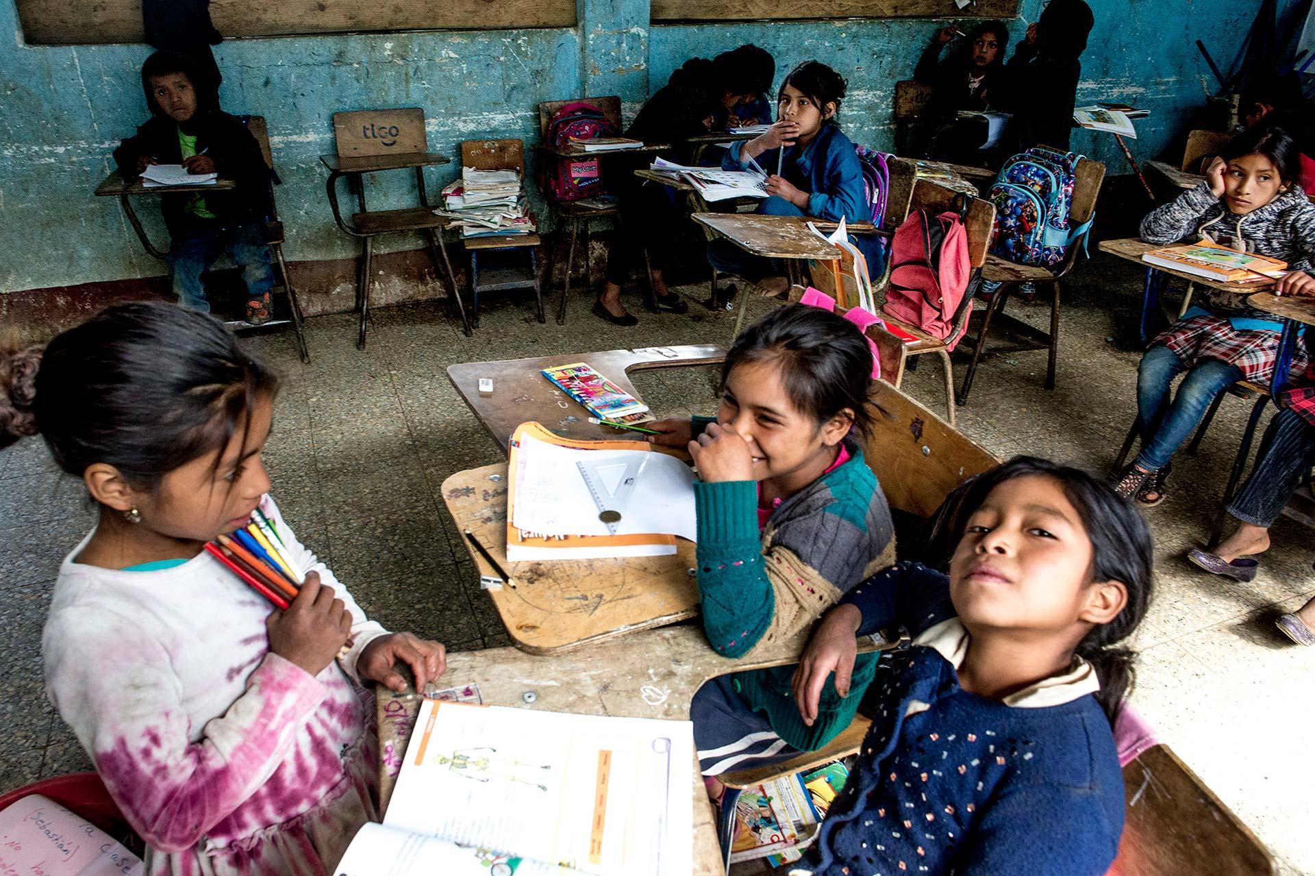Guatemala Classroom 2