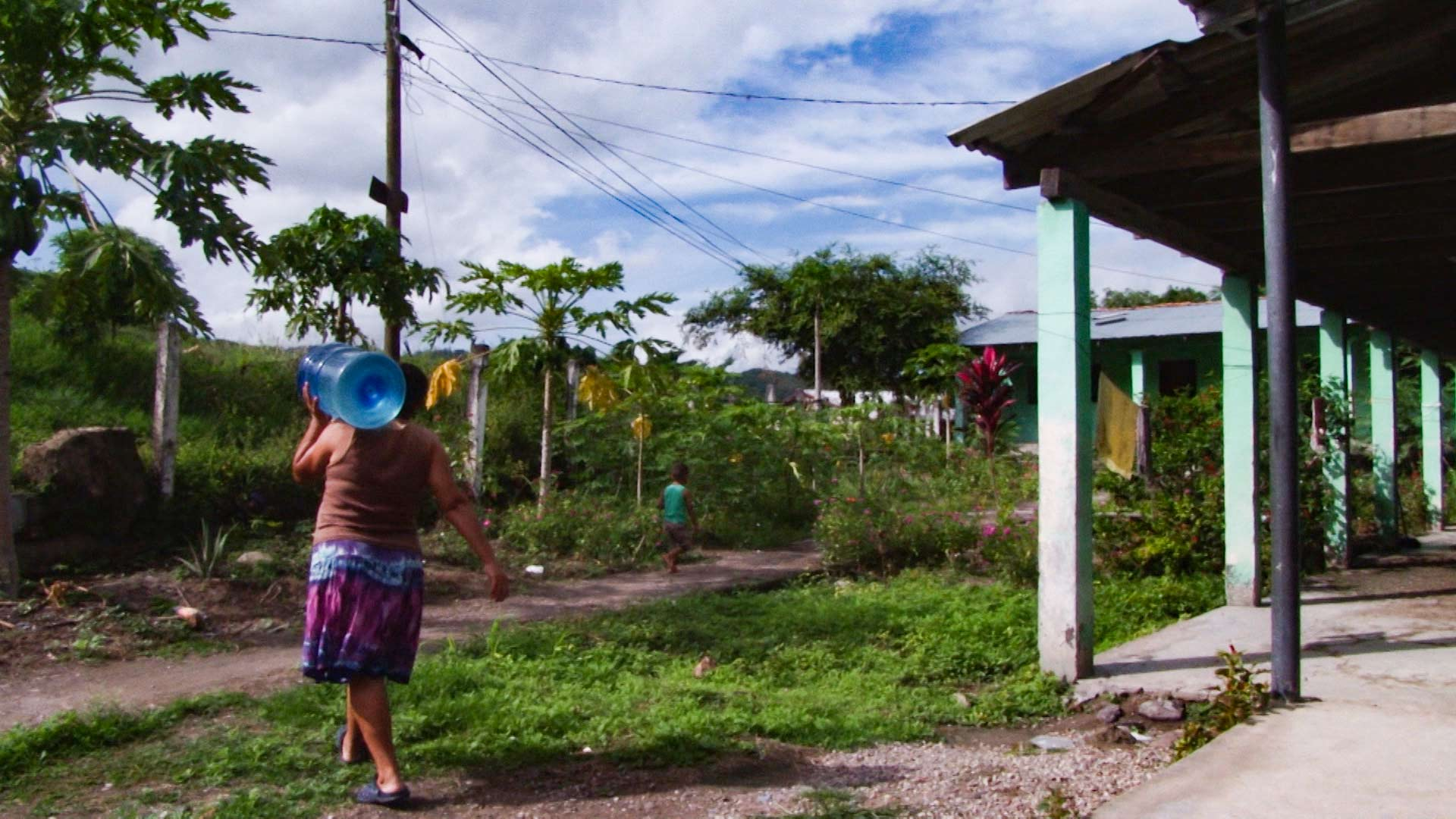 Two decades after Hurricane Mitch, clean and safe water supplies are still a challenge in rural Honduras.