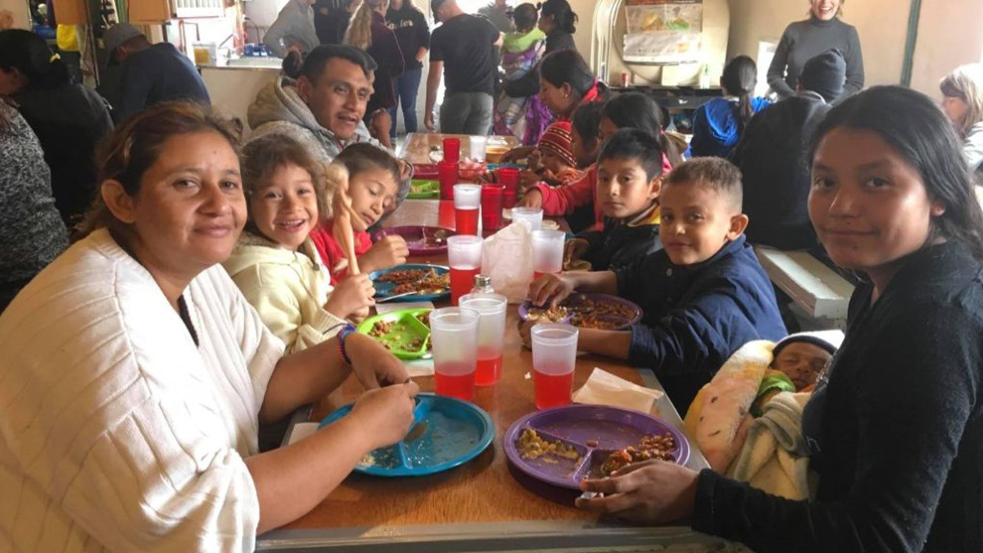 Commedor, Nogales