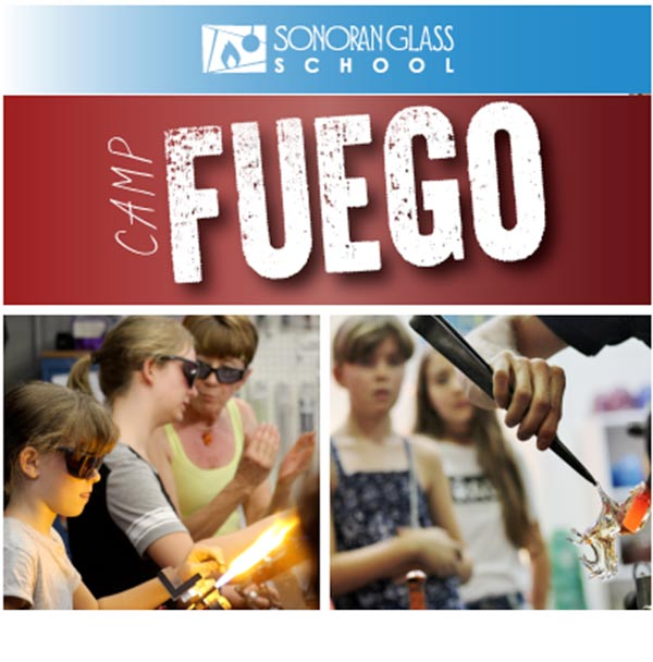 Camp Fuego - Sonoran Glass School Summer Camp