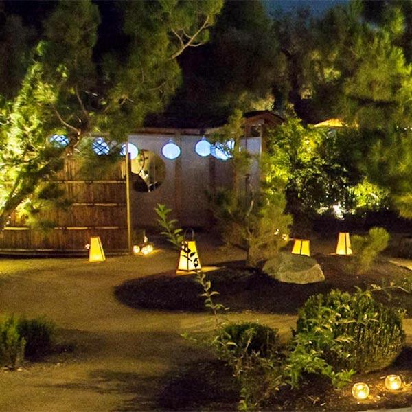 Spring Enchanted Evenings at Yume Japanese Gardens