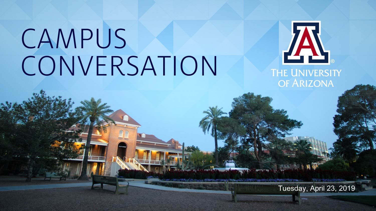 UA Campus Conversation