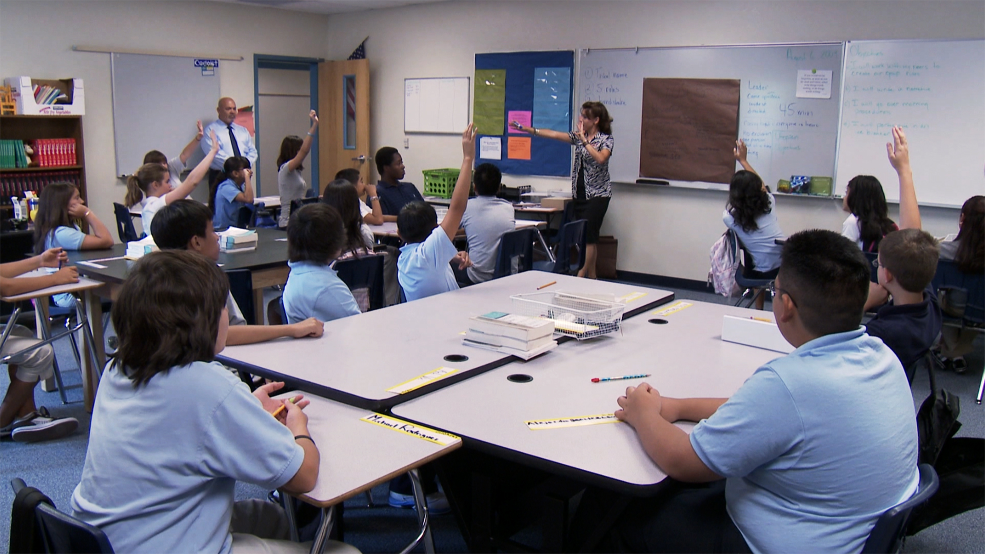 File image of a classroom in Arizona.