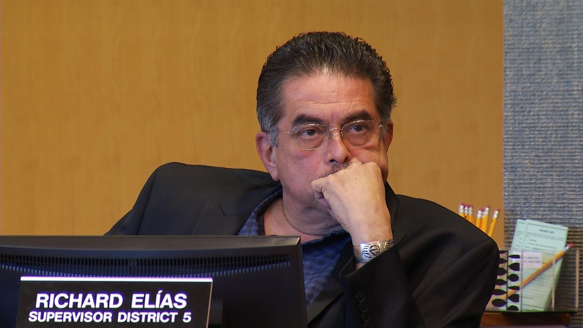 Richard Elias spot