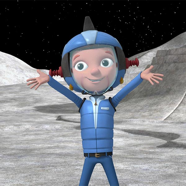 """Ready Jet Go!: One Small Step"" - Free Preview Screening"