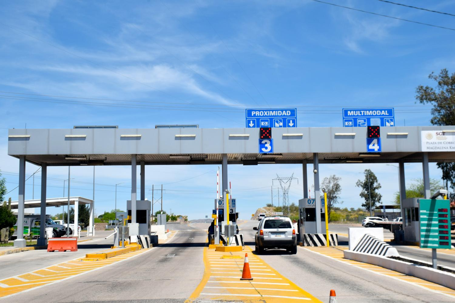 toll booth 4