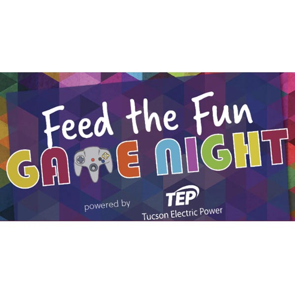 Feed the Fun Game Night