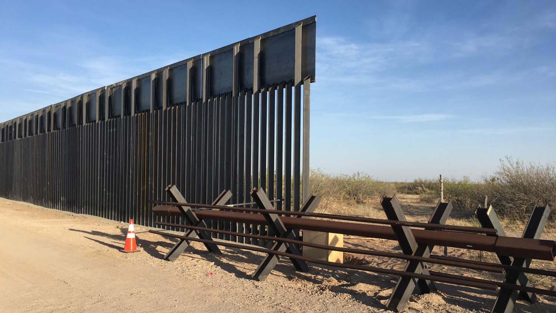 bollard style fence