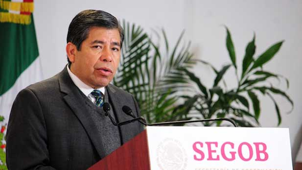 Tonatiuh Guillén became commissioner for Mexico's National Institute of Migration in December 2018.