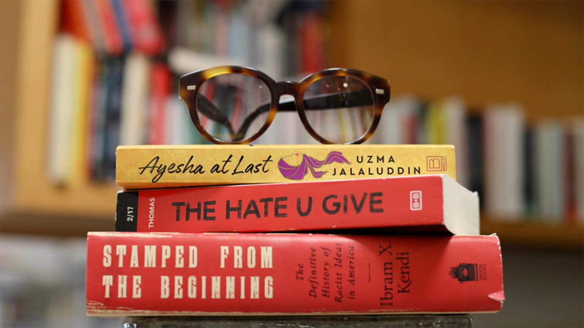 A few of the great books that our listeners recommend for summer reading.
