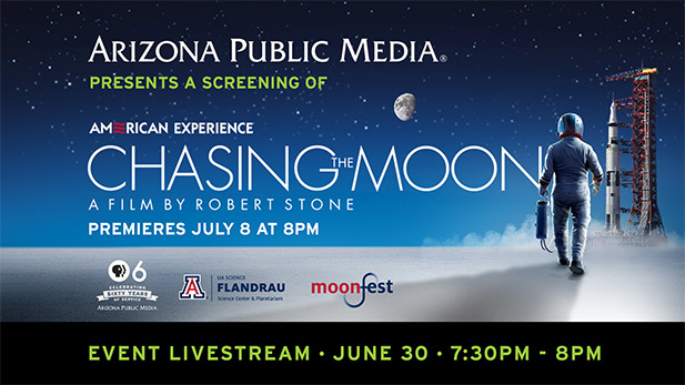 Chasing the Moon Panel