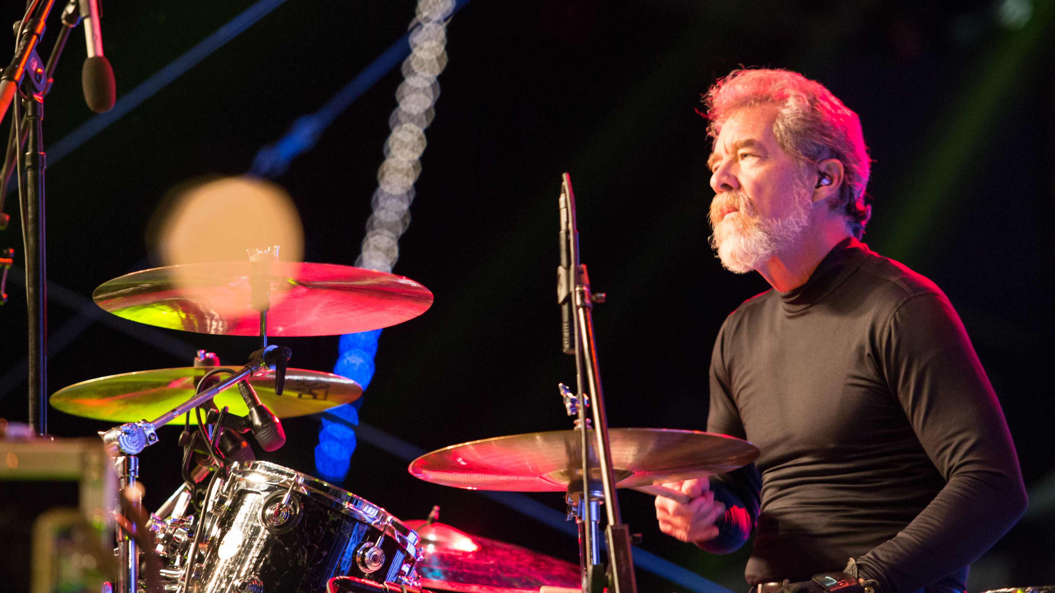 "Doug ""Cosmo"" Clifford, the original drummer for Creedence Clearwater Revival, keeps his rock 'n roll dreams alive in Creedence Clearwater Revisited."
