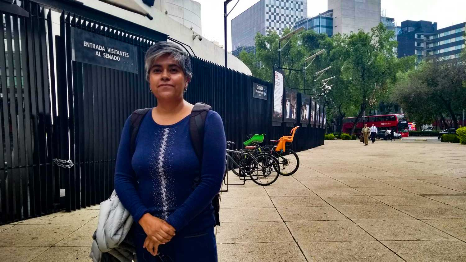 Atala Chávez is director of the Institute of Social and Cultural Research and Practice (IIPSOCULTA), a nonprofit agency in Mexico City helping deported migrants.