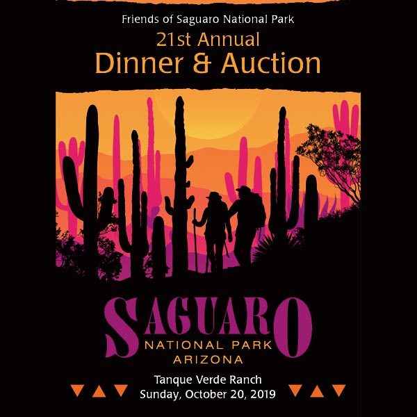 Friends of Saguaro National Park 21st Annual Dinner & Auction