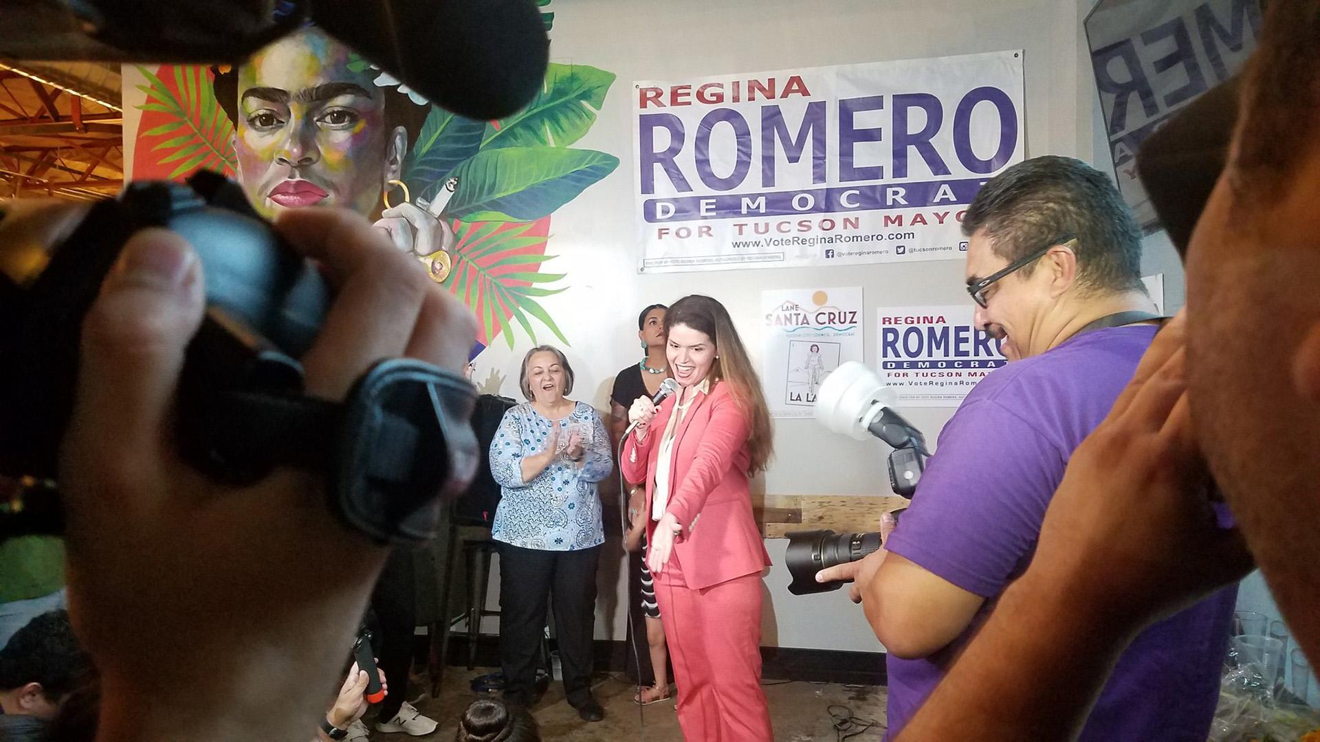 Romero speech