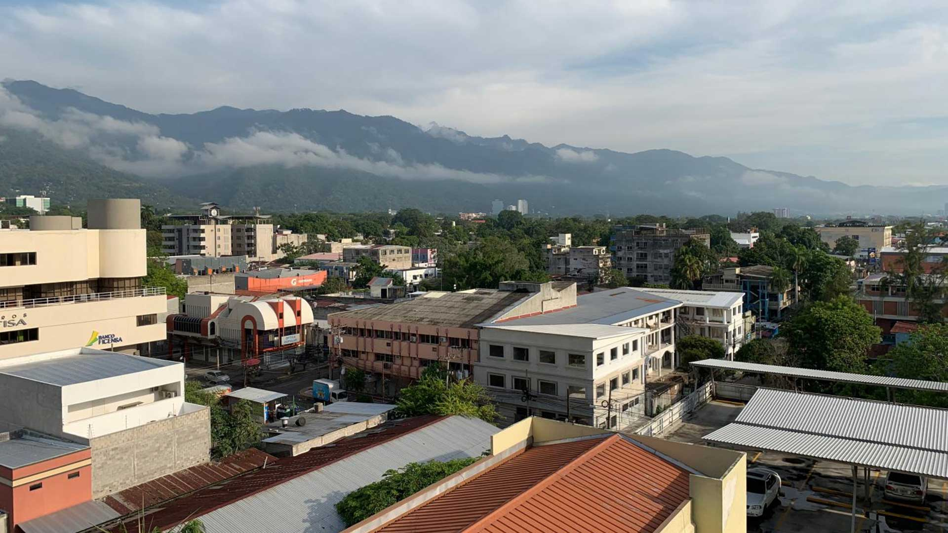 San Pedro Sula has a population of 700,000, the second-most populous city in Honduras.