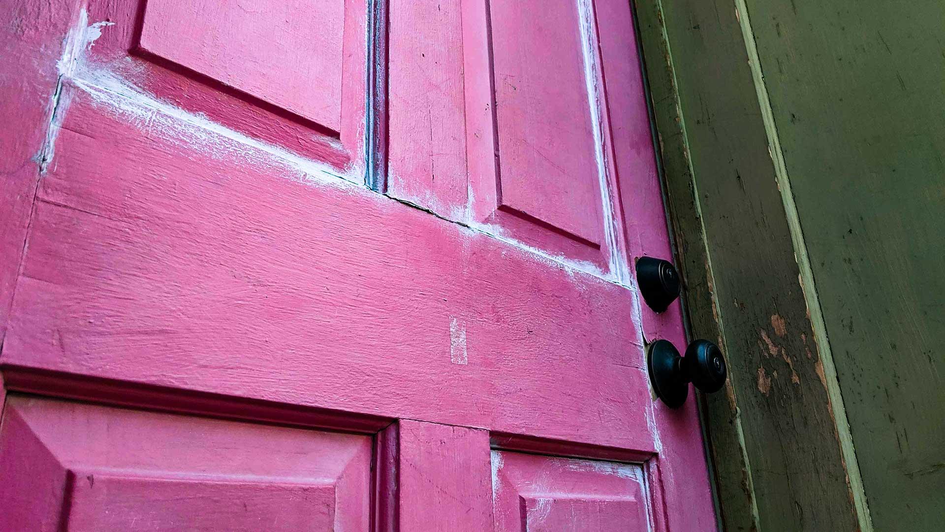 door housing