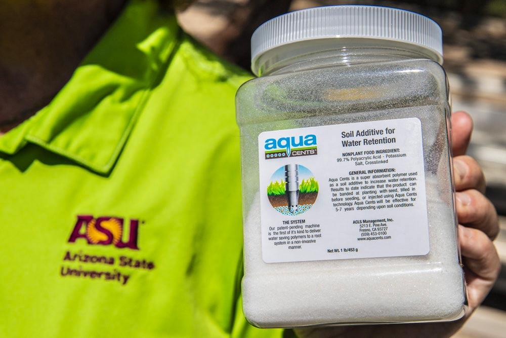 npr news water gel