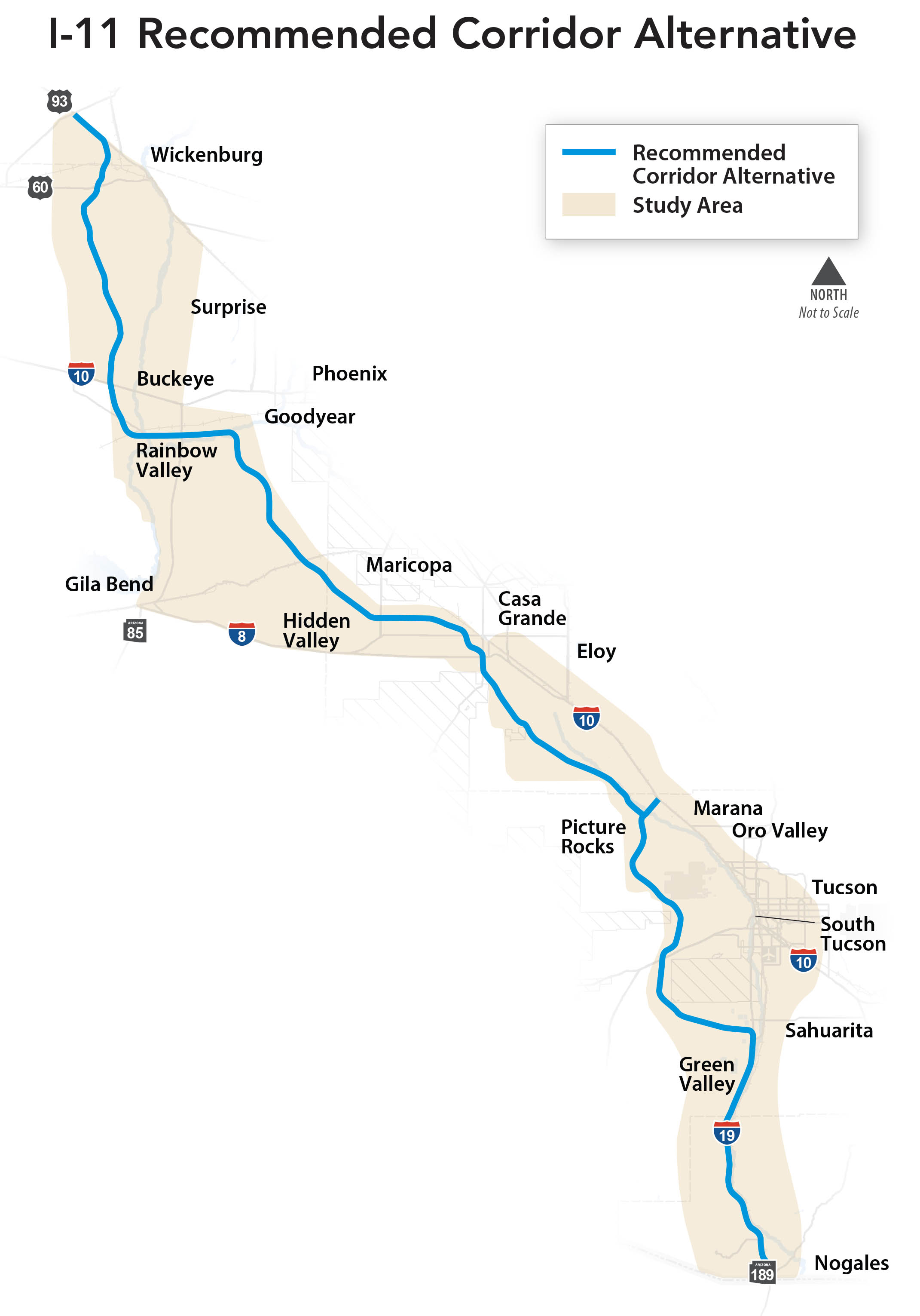 I-11 route