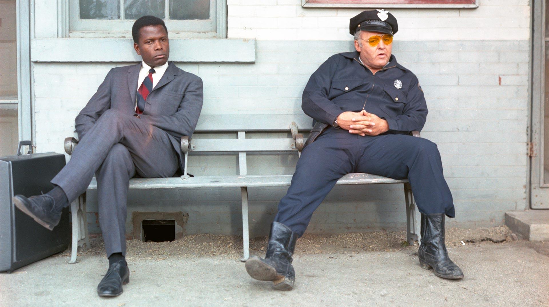 hah heat of the night bench spot