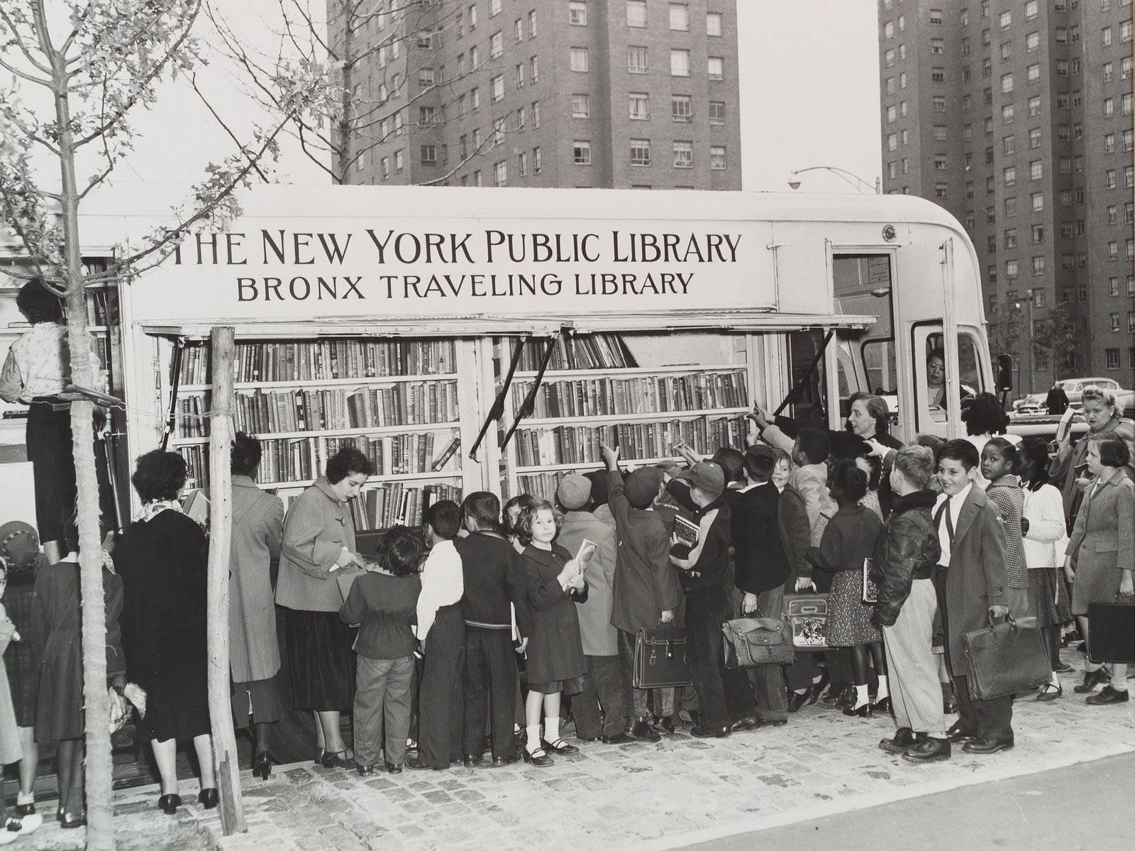 npr news ny public library