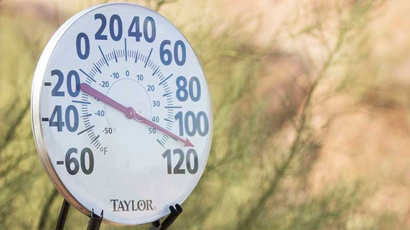 Maricopa County averages 110 days above 100 degrees Fahrenheit a year, and it recorded 119 heat-caused deaths in 2018, according to the Maricopa County Department of Public Health.