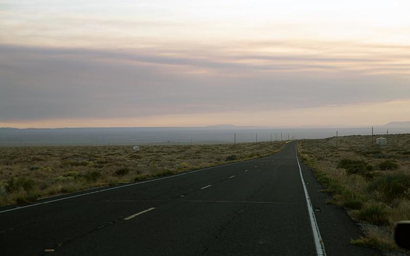 Hopi Reservation distance