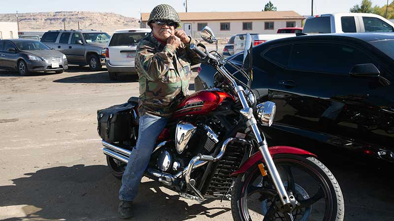 "For Hopi veteran Clifford Balenquah, the issue comes down to a lack of communication between the Department of Veterans Affairs and the Native American veterans it serves. ""Nobody consults us minorities, or people living in remote areas,"" he says."