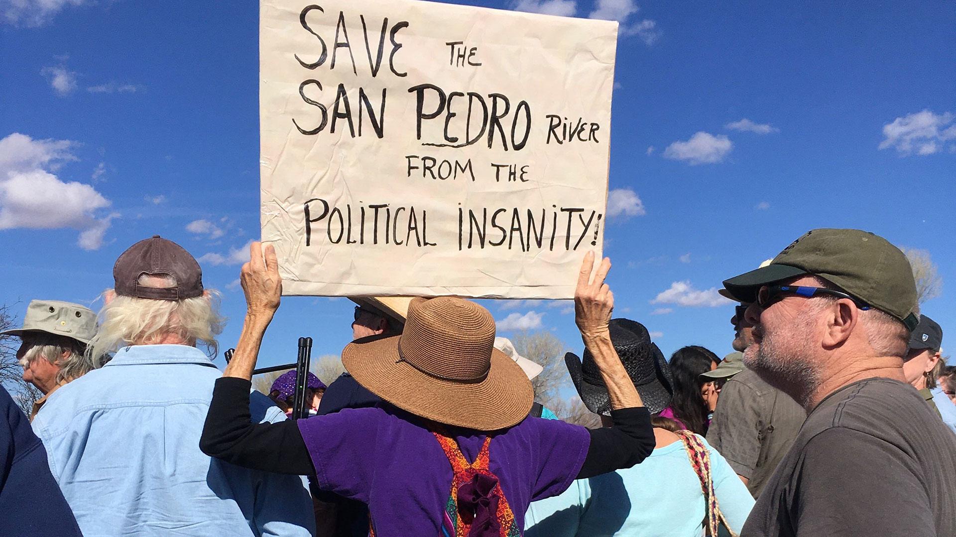 San Pedro Protest 3