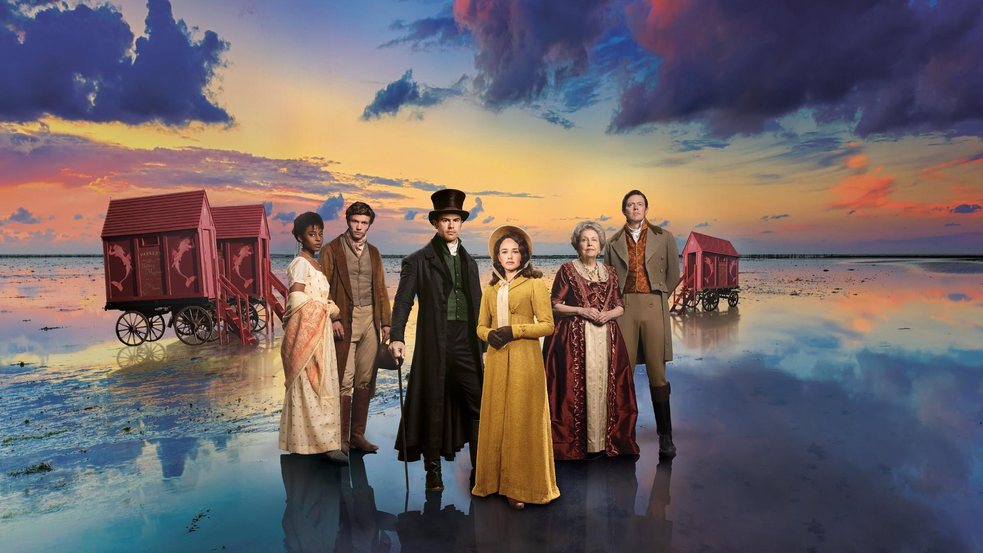 Sanditon, the new 8-part series from MASTERPIECE begins on Sunday, January 12 on PBS 6.