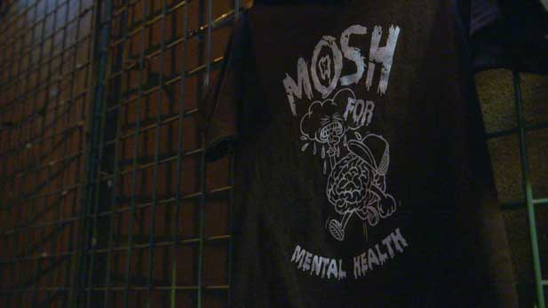 Mosh for Mental Health