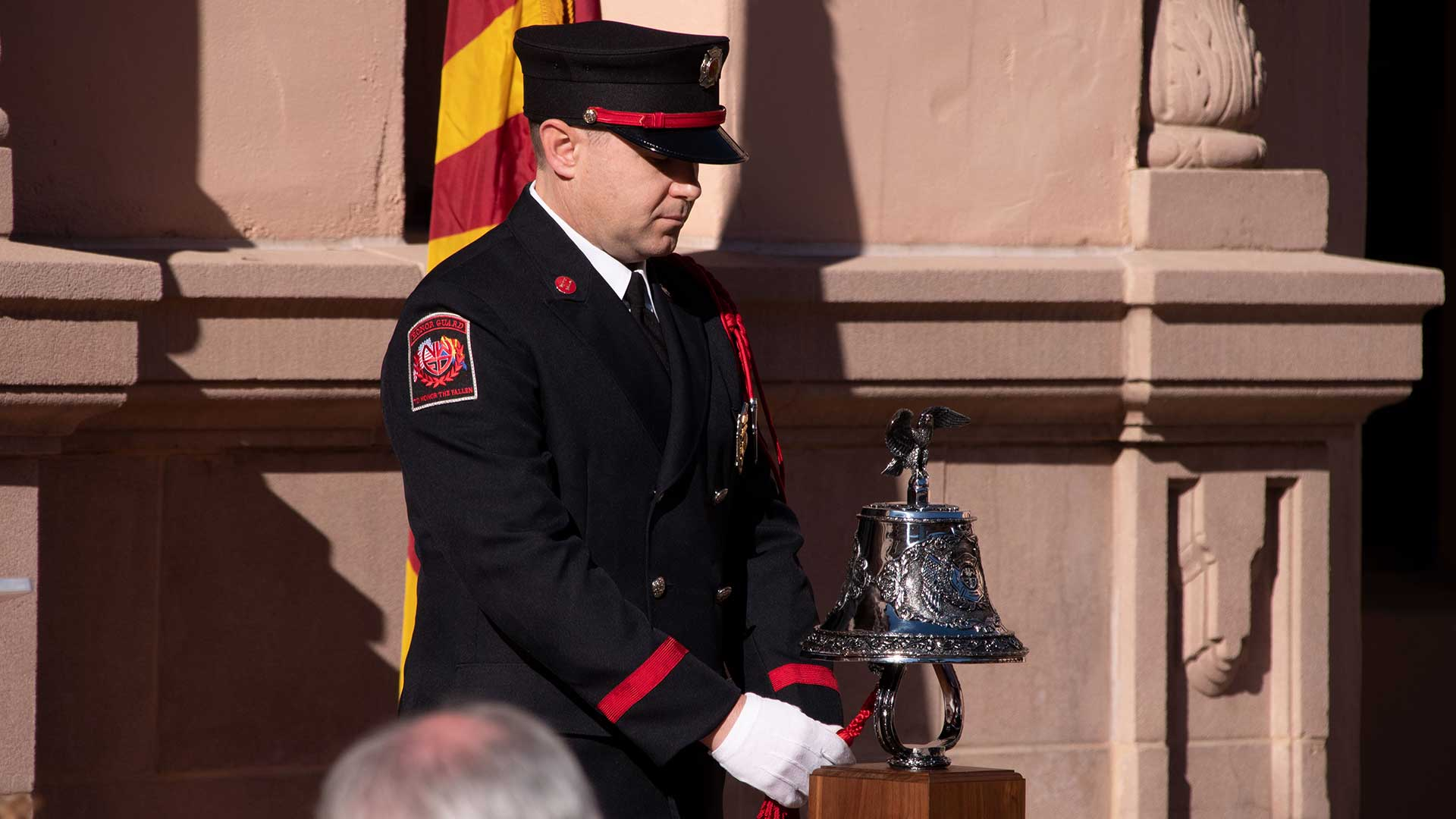 Jan 8 Bell Ringing 2020 HERO