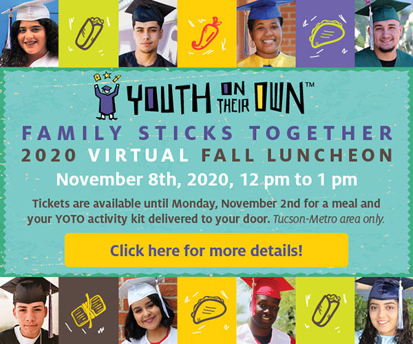 Youth on Their Own 2020 Virtual Fall Luncheon