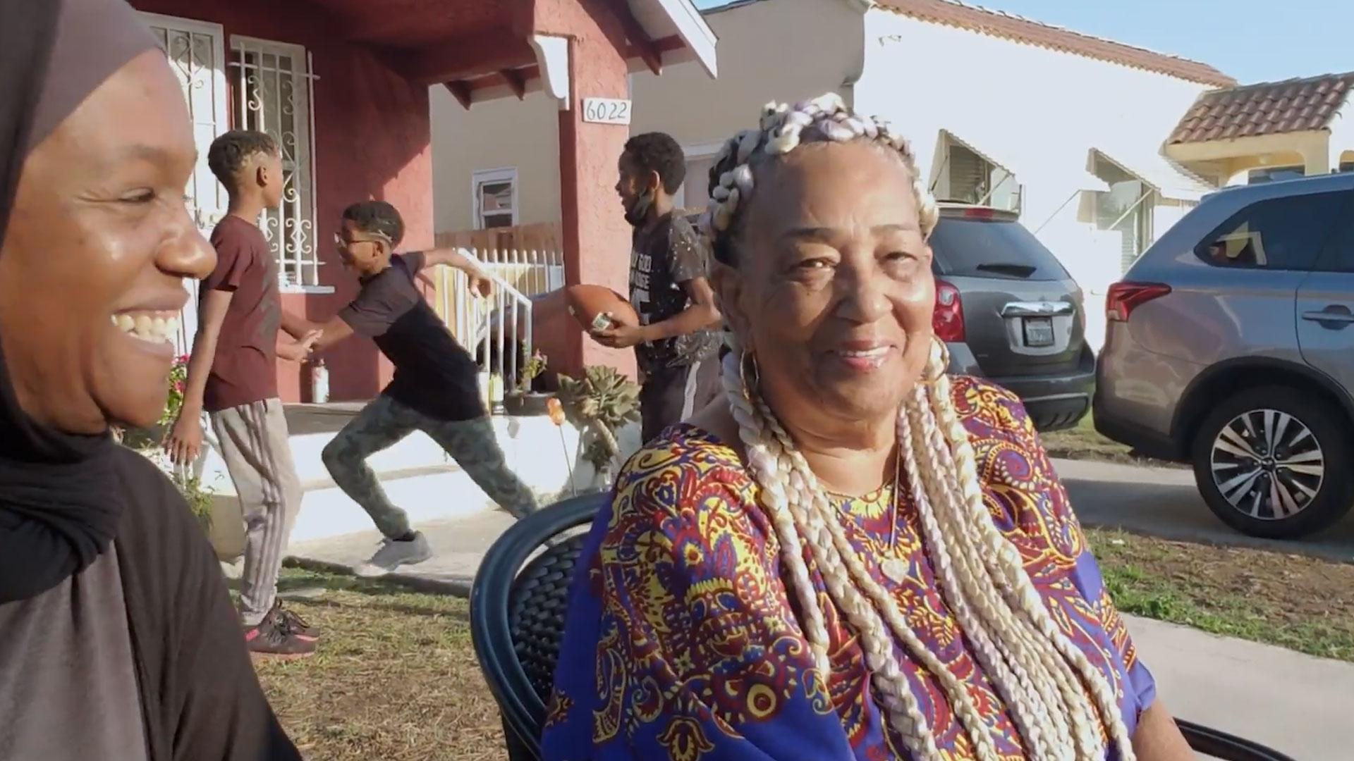 Grand Mama Jones