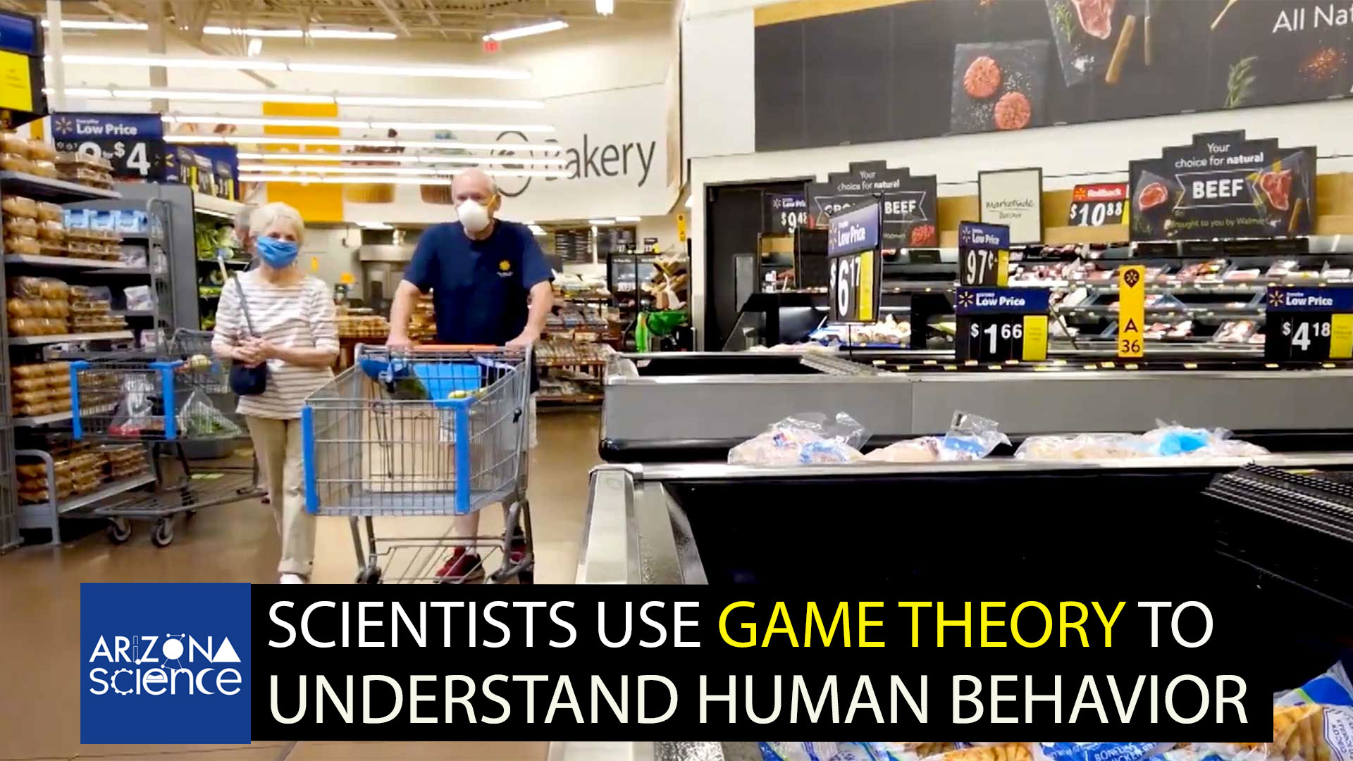 Scientists use game theory to understand human behavior.