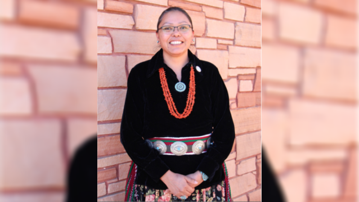Dr. Jill Jim - executive director of the Navajo Nation Department of Health