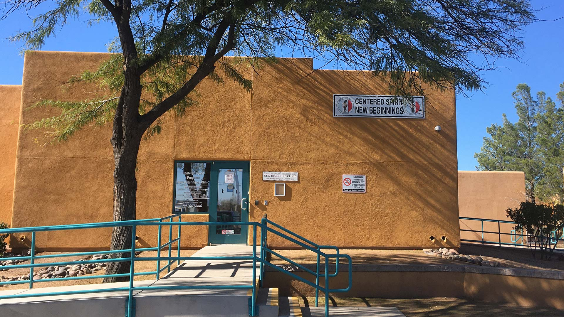 The New Beginnings Clinic on the Pascua Yaqui Tribe's reservation is the only medication-assisted treatment facility on tribal lands in Arizona as of February 2020.