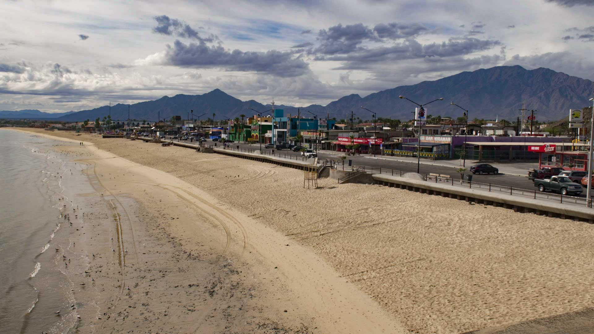 Fishing is a part of the identity of San Felipe, in Baja California.