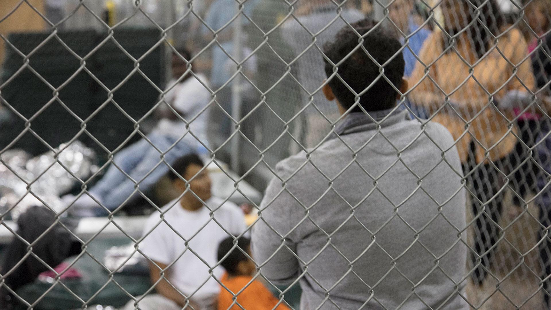detention fence