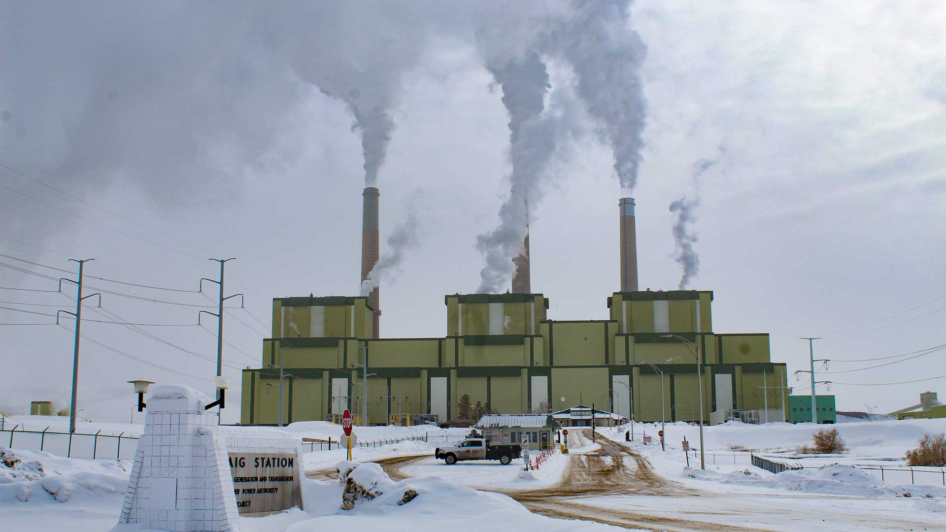 Craig Station, a coal fired power plant in northwest Colorado, is slated to close by 2030.