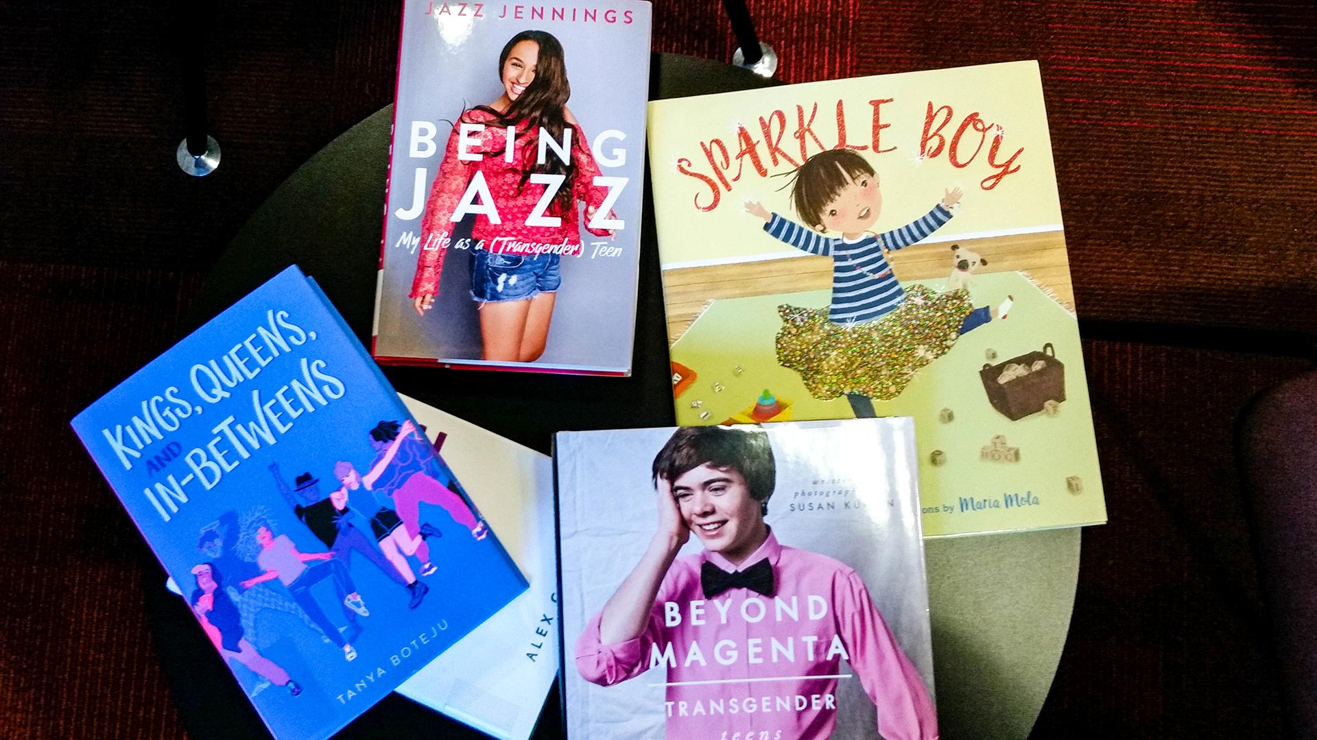 gender border ep 5 books